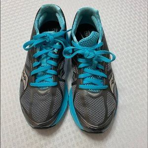 Saucony brand athletic shoes. Women's size 9.